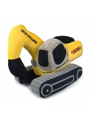 PELUCHE EXCAVADORA NEW HOLLAND