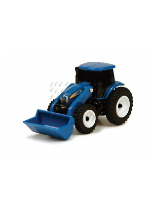 TRACTOR NEW HOLLAND CON CARGADOR 3""