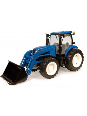TRACTOR NEW HOLLAND T7050 CON CARGADOR S