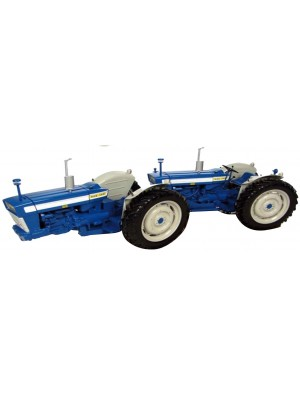 "TRACTOR FORD ""DUAL"" ESCALA 1/16"