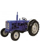 TRACTOR FORDSON SUPER MAJOR NEW PERFORMA