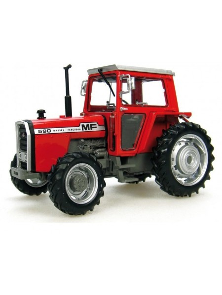 TRACTOR MASSEY FERGUSON 590 -1979, ESCAL